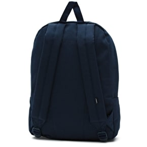 Vans Old Skool Backpack - Dress Blues/Racing Red