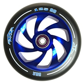 AO Spiral 125mm Scooter Wheel - Blue