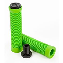 Slamm Pro Bar Scooter Grips - Green