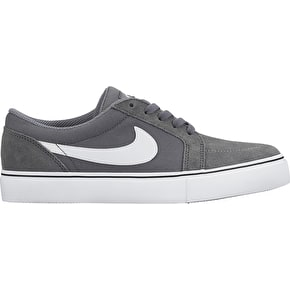 Nike SB Satire Kids Shoes - Cool Grey/White