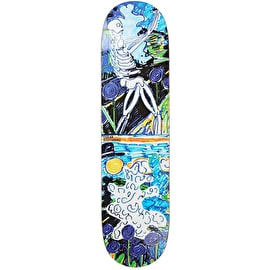 Polar Skeleton - Rozenberg Skateboard Deck 8