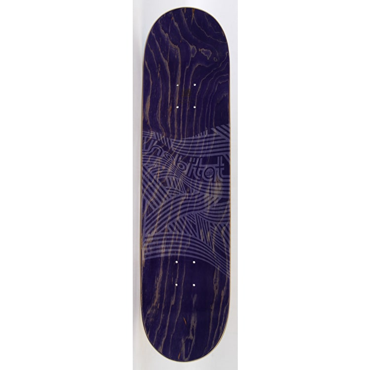 Habitat Fin In Space Skateboard Deck - Syvanen 8.25""