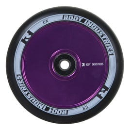 Root Industries 110mm Air Scooter Wheel - Black/Purple