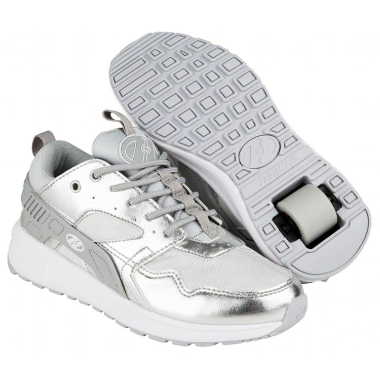 Heelys Force - Silver Metallic