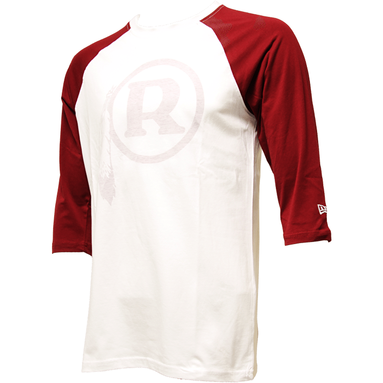 New Era Washington Redskins Vintage Raglan T-Shirt