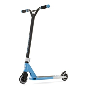 Slamm Assault Complete Scooter - Blue/White