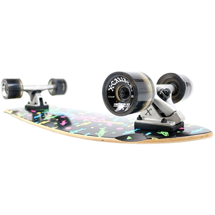 """Maui And Sons Elemental Complete Cruiser Skateboard 30"""""""