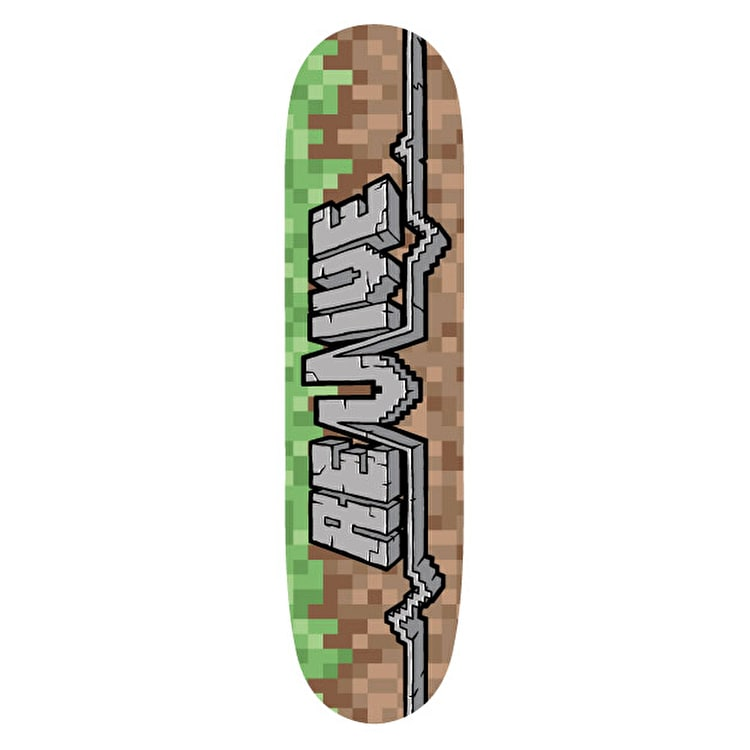 ReVive Earth Lifeline Skateboard Deck