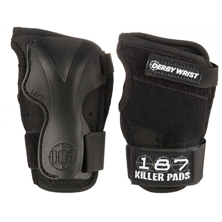 187 Killer Derby Wristguards
