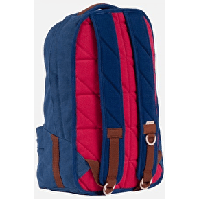Volcom Basis Canvas Backpack - Midnight Blue
