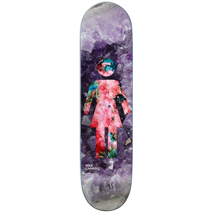 Girl Geol-OG Skateboard Deck - Carroll 8.375""