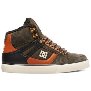 DC Spatran High WC Shoes - Military