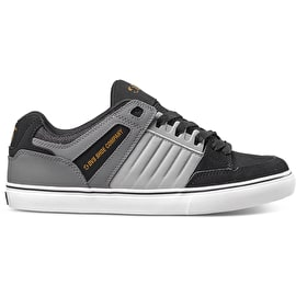 DVS Celsius CT Skate Shoes - Charcoal Grey/Black Nubuck