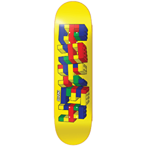 Baker Skateboard Deck - Blocks Theotis 7.875