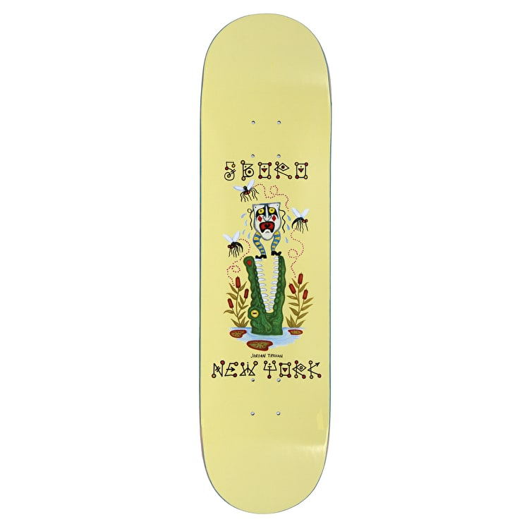 5Boro x DS Pro Skateboard Deck - Trahan 8.25""