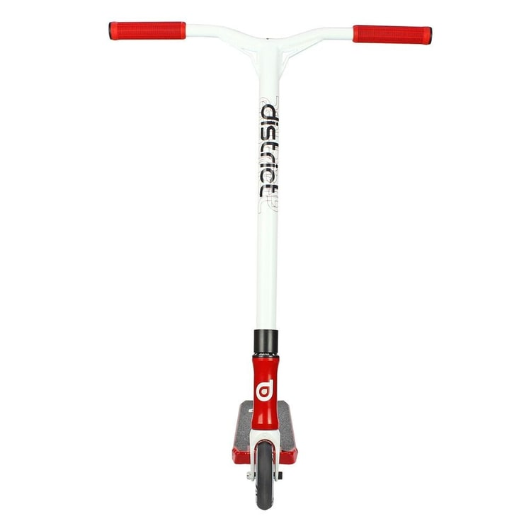 District 2018 C-Series C050 Complete Scooter - Red/White