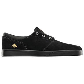 Emerica The Figueroa Shoes - Black/Black