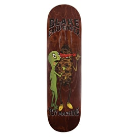 Toy Machine Doubting Turtle Skateboard Deck - Carpenter 8.25