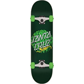 Santa Cruz Brain Dot Mini Complete Skateboard - 6.75
