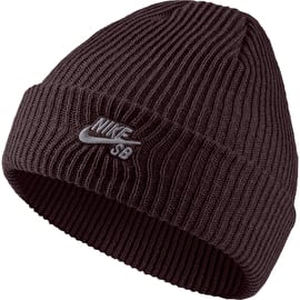 Nike SB Fisherman Beanie - Burgundy Crush/Gunsmoke