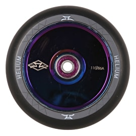 AO Helium 110mm Scooter Wheel - Burntpipe
