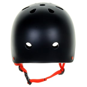 Skatehut Essentials Helmet - Black/Red