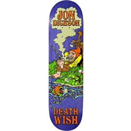 Deathwish Happy Place - Dickson Skateboard Deck 8.25