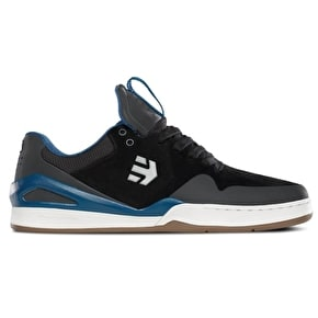 Etnies Marana E-Lite Shoes - Black/Navy/Grey