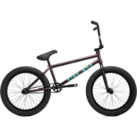 Kink 2019 Crook Complete BMX - Matte Galaxy Purple