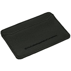 WeSC Wesley Canvas Credit Card Case