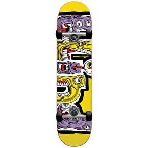 Blind Hungry Complete Skateboard - Yellow 7.75
