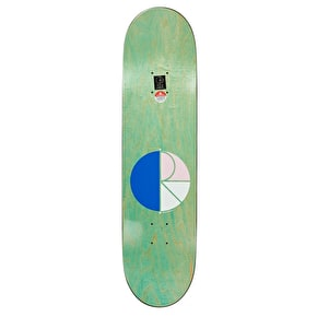 Polar Backside Boneless Skateboard Deck - Team 8.125