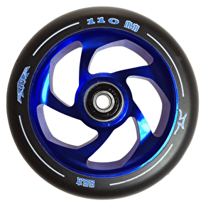 AO Delta 110mm Wheel incl Bearings - Blue