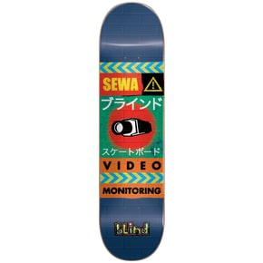 Blind Surveillance Skateboard Deck - Sewa 7.75