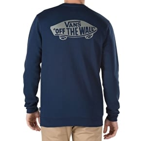 Vans Exposition Crewneck - Dress Blues