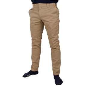 Dickies Slim Fit Work Pant  - Khaki