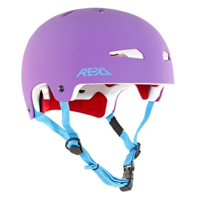 REKD Elite Helmet - Purple/Blue