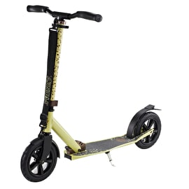 Frenzy 205mm Pneumatic Folding Scooter - Cream