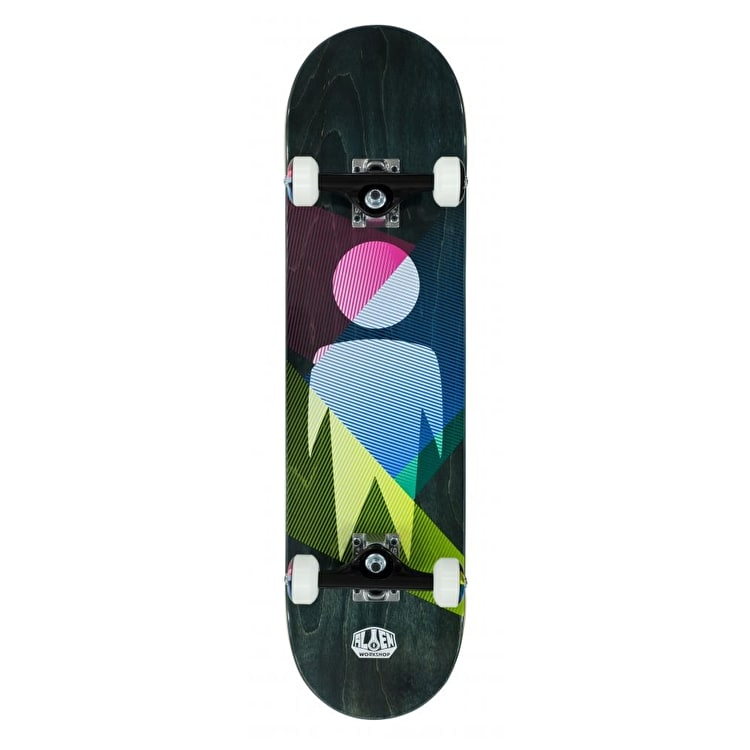 Alien Workshop Complete Skateboard - Prism 8.0""