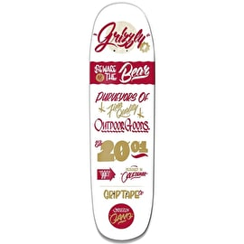 Grizzly Bodega Skateboard Deck - 8.375