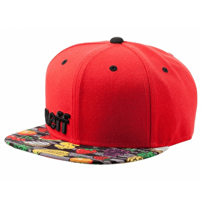Neff Daily Snapback Cap - Hard Fruit