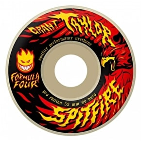 Spitfire Formula Four Skateboard Wheels - Resurgens Taylor 54mm