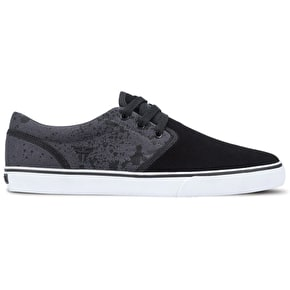 Fallen The Easy Shoes - Black/Iron Splatter