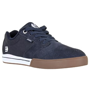Etnies Jameson E-Lite Shoes - (Julian Davidson) Navy/White/Gum