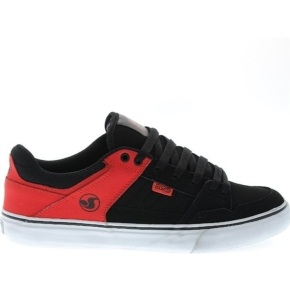 DVS Ignition CT - Black Nubuck Deegan