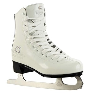 Princess All Leather Ice Skates UK Size 7 (B-Stock)