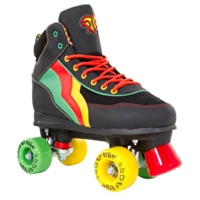 B-Stock Rio Roller Quad Skates - Guava - UK 6