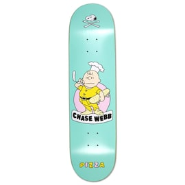 Pizza Charles' Brownies Webb Skateboard Deck 8.25