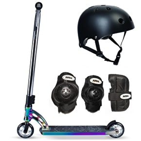 MGP VX7 Team LE Scooter Bundle