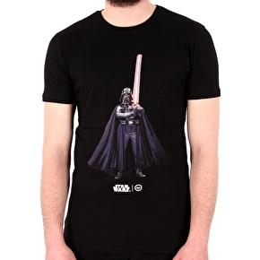 Hype Darkside T-Shirt - Black